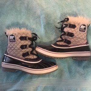 Sorel Snow Boots Like New W's 7.5 Waterproof